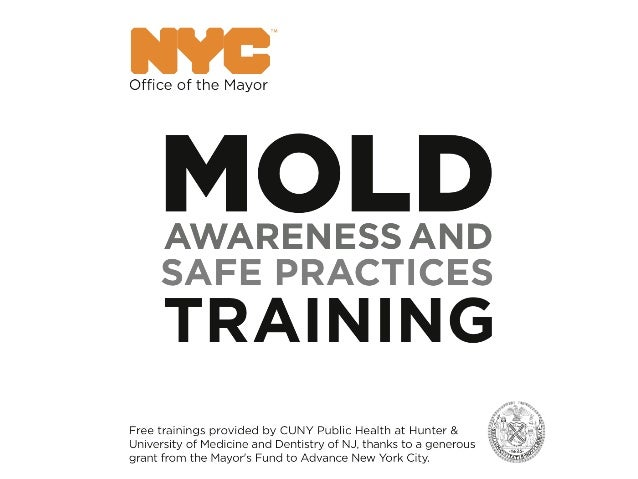 NYCHA Mold Awareness Presentation
