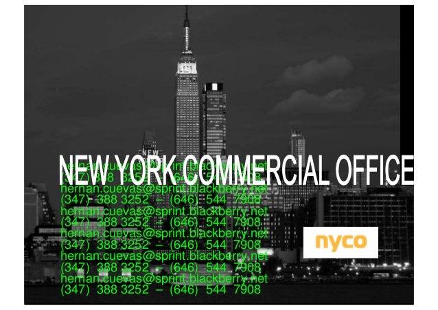 NYCO 2013