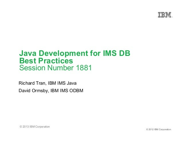 NYC RUG Java Best Practices -  IMS UG NYC Sept 2013.pdf