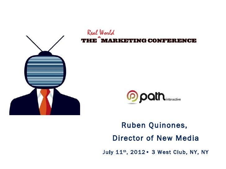 NY Enterprise Conference  7-12