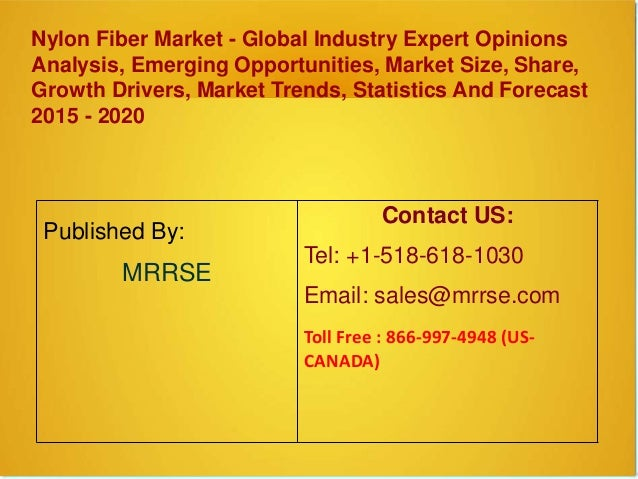 from Jalen nylon fiber market analysis