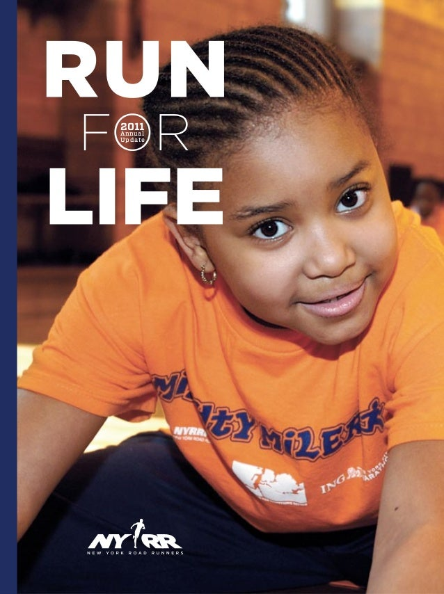 2012 Annual Update - NYRR