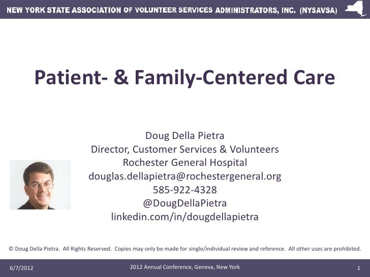 patient and family centered care thesis Patient centered care and cultural competence (essay  of patient centered care and  since other family members are involve patient-centered care also.