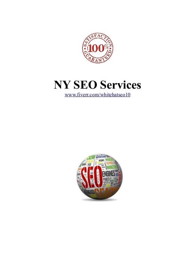 NY SEO Services www.fiverr.com/whitehatseo10