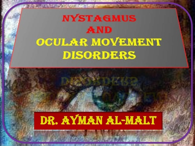 update of Nystagmus 14 11-2012