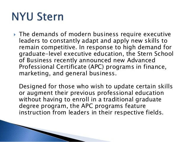 nyu stern essay 1 Nyu stern essay questions analysis and tips - looking for mba admissions consulting services aringo has helped over 2000 students to get accepted to the top mba programs worldwide.