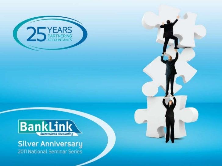 BankLink 2011 Seminar