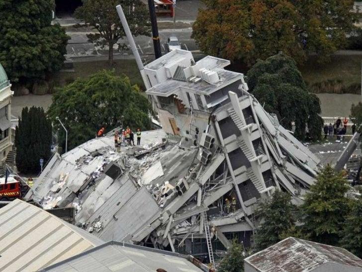 New Zealand Earthquake- Feb 2011