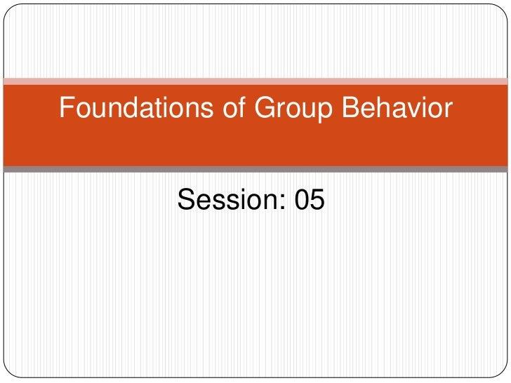 O.b session 5