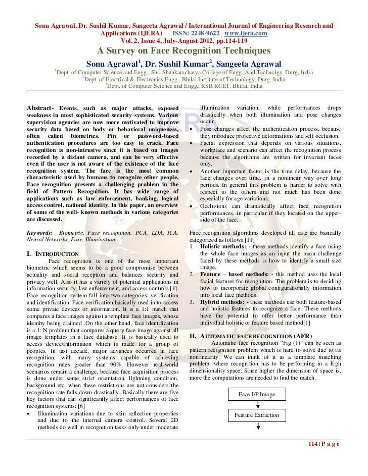 Sonu Agrawal, Dr. Sushil Kumar, Sangeeta Agrawal / International Journal of Engineering Research and                      ...