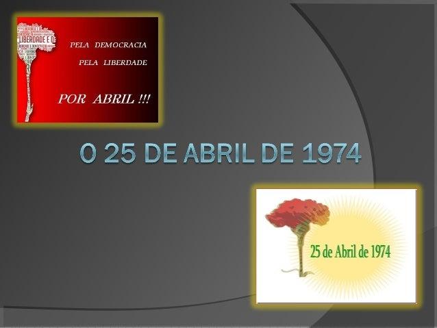 As razões que levaram ao 25 de Abril. Quando Salazar já estava Idoso e doente em 1968 foi nomeado chefe o Prof. Marcelo Ca...