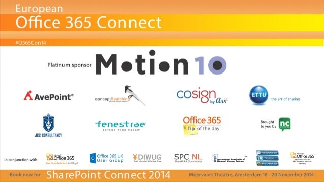 O365con14 - external collaboration with sharepoint online and yammer