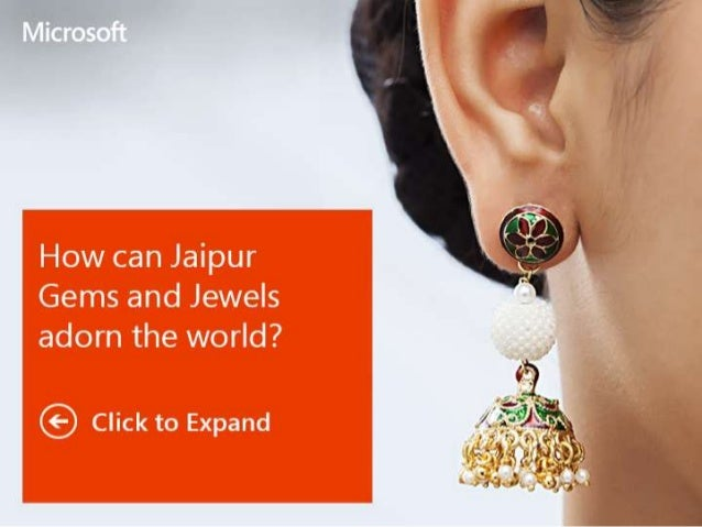 Case Study: Office 365 - Jaipur Gems and Jewels
