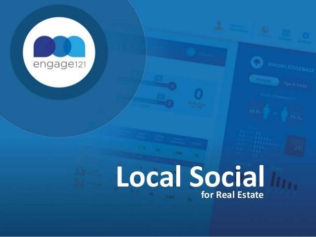 Local Socialfor Real Estate