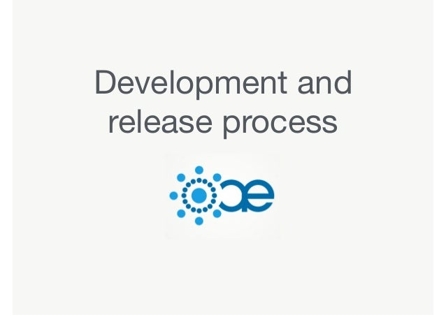 Development and release process