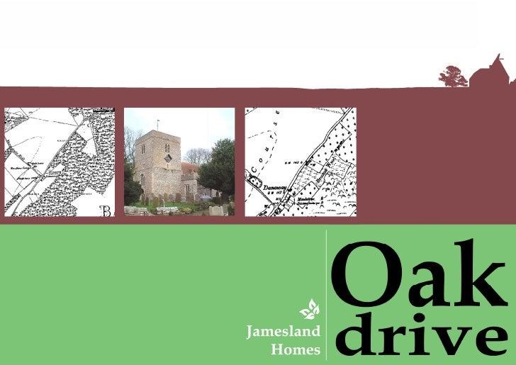 Oak Drive, Borden Village Brochure