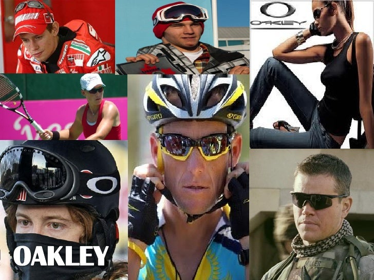 Oakley Social Media Campaign