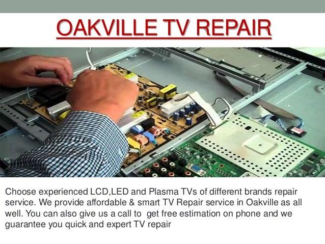 Television Repair Service : Get dlp tv repair service in oakville