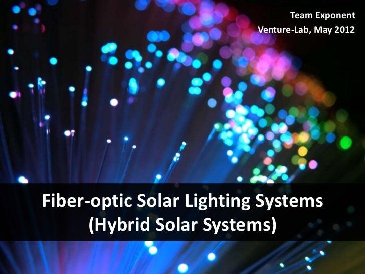 fiber optic solar lighting systems. Black Bedroom Furniture Sets. Home Design Ideas