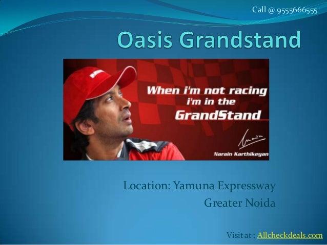 Location: Yamuna Expressway Greater Noida Call @ 9555666555 Visit at : Allcheckdeals.com