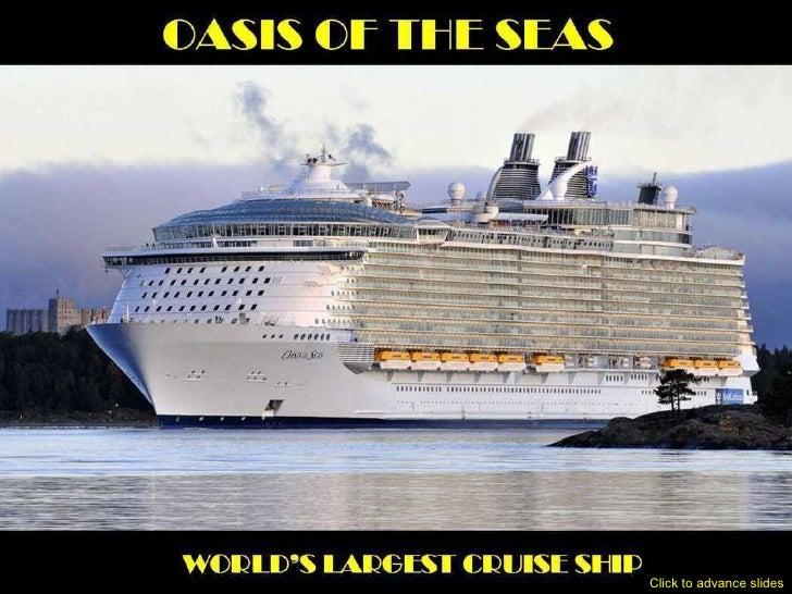 Oasis of the seas   mericelene