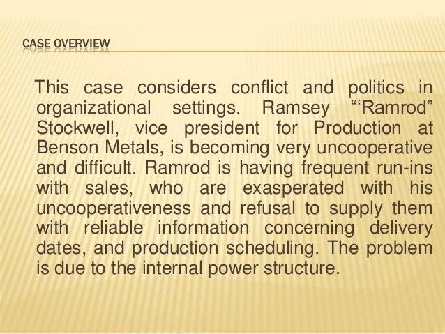 conflict resolution case study Popular Essays