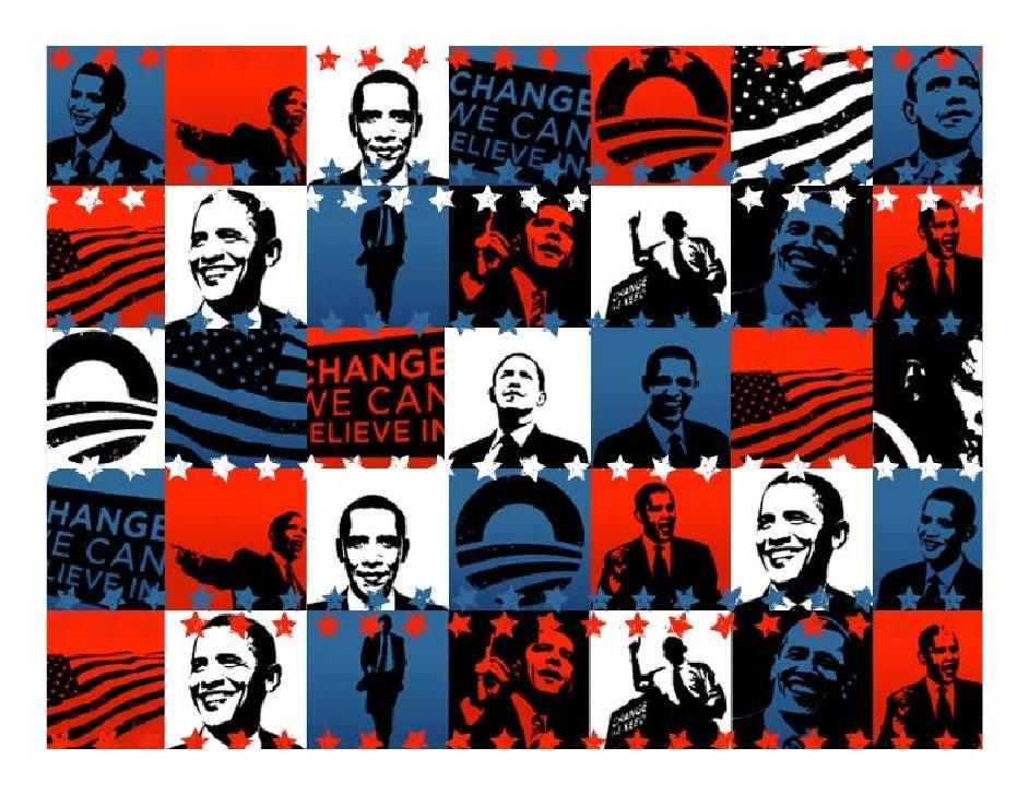 Obama social media campaign