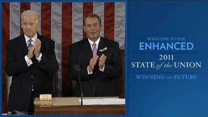 Obama's State of the Union address 2011
