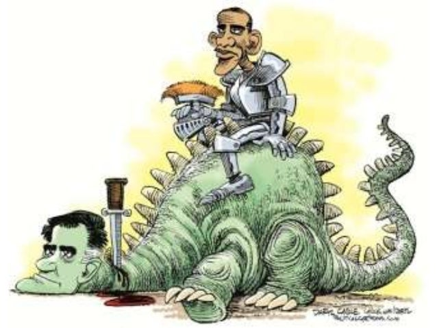 US Election Caricatures