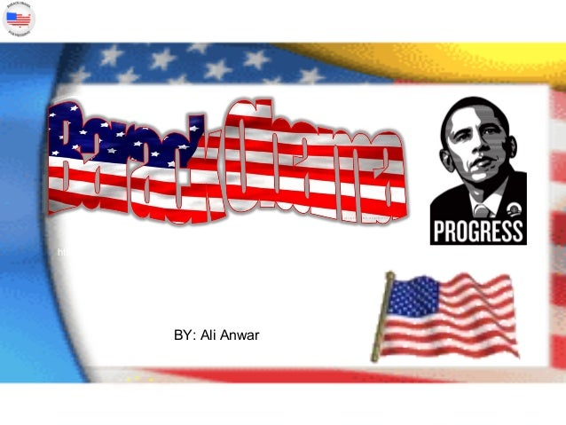 Obama project for 1A Class