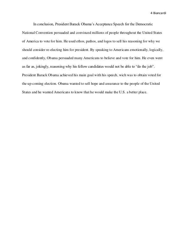 President obama statement