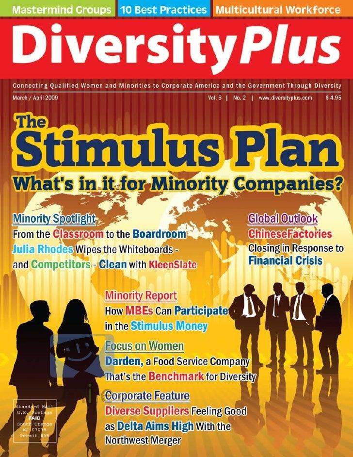 DiversityPlus/Apr2009