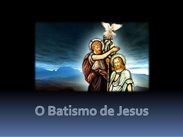 A Festa do Batismo doSenhor, celebrada noDomingo depois daEpifania encerra o ciclodas Festas daManifestação do Senhor, oci...