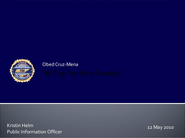 Obed Cruz Mena