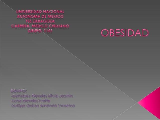    Aunque el incremento de la prevalencia de la    obesidad durante los últimos dos decenios es muy    indicativo de que ...