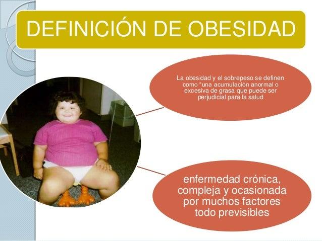 Obesidad infantil.causas y consecuencias.