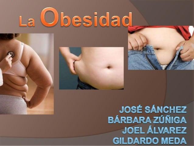 Hace 50 años se introdujo la obesidad dentro de la clasificación internacional de enfermedades .  La cual es considerada ...