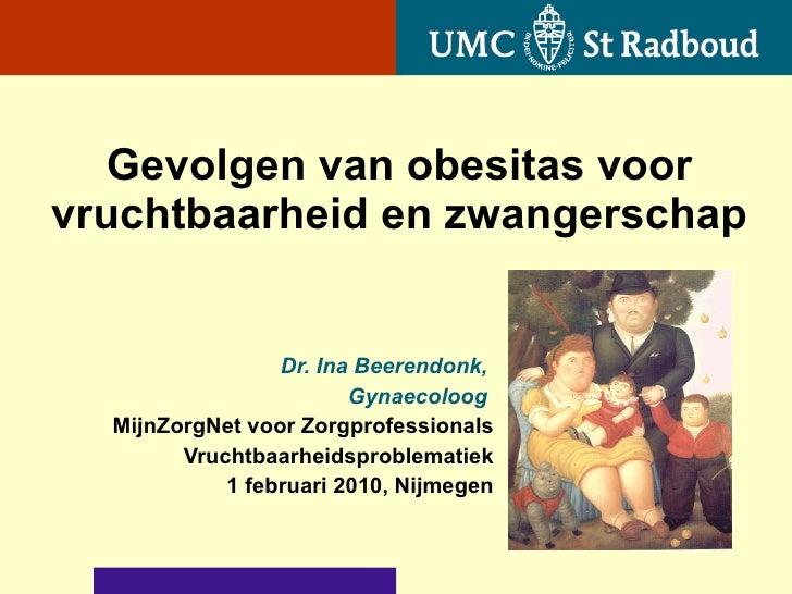 Obesitas   Ina Beerendonk