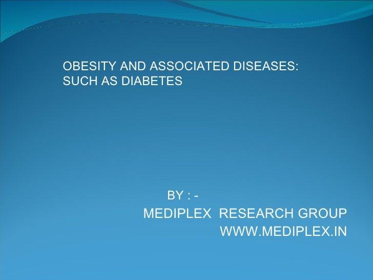 Obesity ppt 2