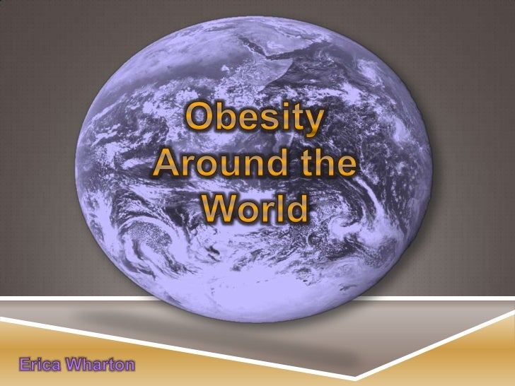 Obesity Around the World Project