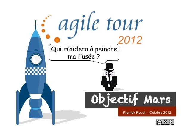Objectif Mars - Agile Tour 2012 (fr)