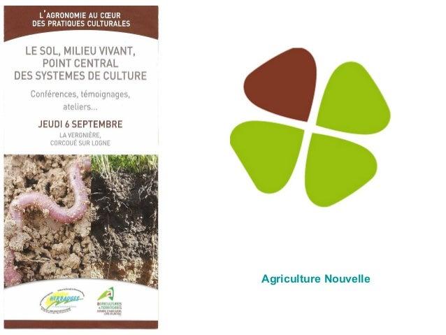 Agriculture Nouvelle