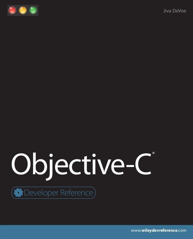 Iphone programming: Objective c