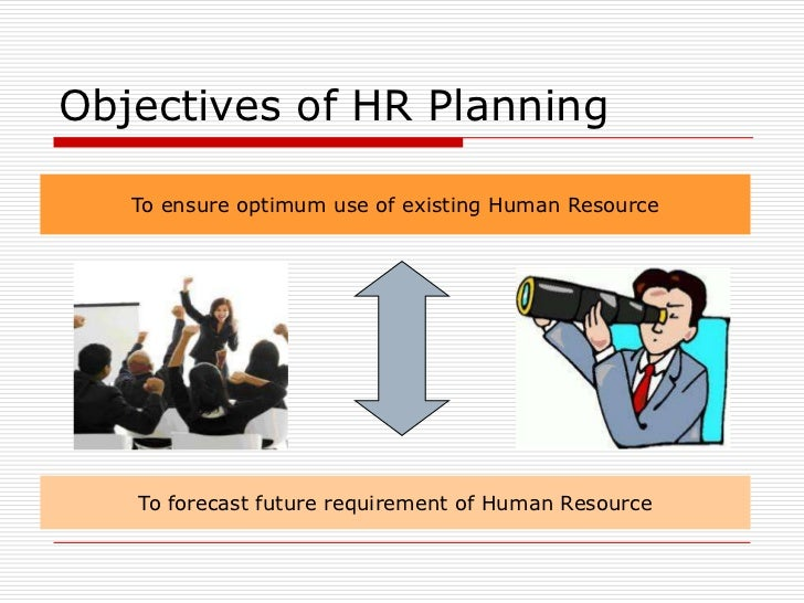 hr forcasting
