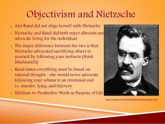 nihilism and nietzsche