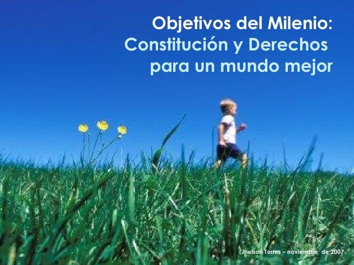 Objetivos Y Constitucion Manizales