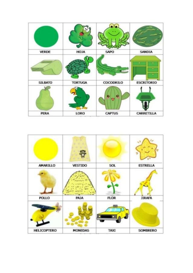 Objetos Con i a Color Objetos Color Verde Verde z