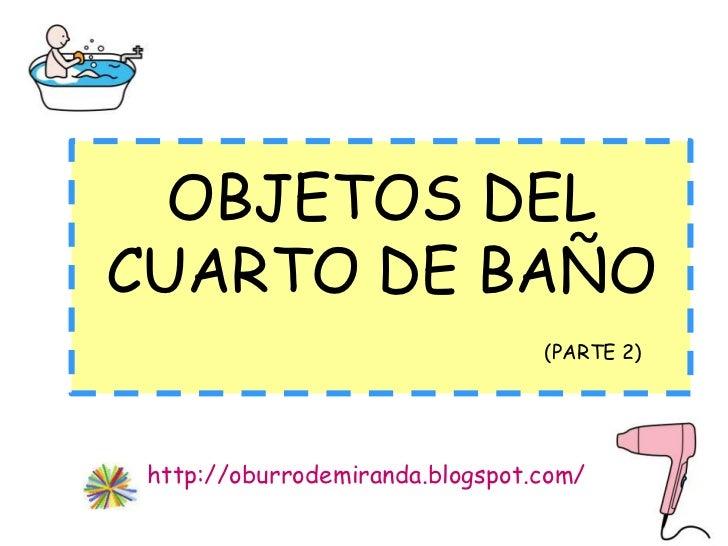 Imagenes De Objetos Del Baño:Partes De Un Bano En Ingles