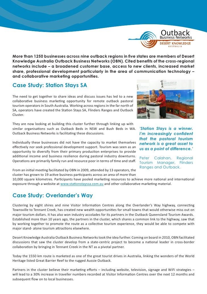 OBN case studies Feb 2012