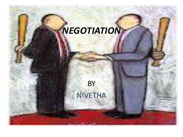 NEGOTIATIONBYNIVETHA